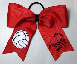 hair bows all sport hair bows