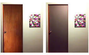 Colored Interior Doors Painting Interior Doors Pretty Purple Door