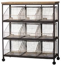 Storage Bin Shelves by Industrial Storage Cabinets Storage Decorations