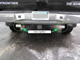 Backup Lights Low Cost Auxiliary Backup Lights Nissan Frontier Forum