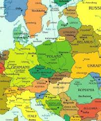map of eastern european countries map of eastern europe masterpage all about poland