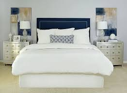 top blue upholstered headboard upholstered headboard design ideas