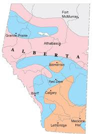 Map Of Fort Mcmurray Plant Zones In Alberta Landscape Alberta Com Green For Life