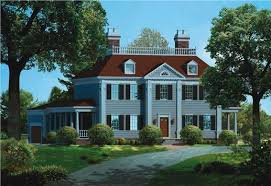 georgian house style architecture defined by symmetry u0026 elegance
