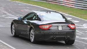 maserati gt sport possible maserati granturismo sport gt s spied on the nurburgring