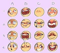 Expressions Meme - expressions meme 2 by bluethealpha on deviantart