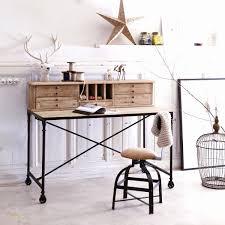 chaise de bureau style industriel chaise pied en bois meilleur de secrétaire en pin bureau style