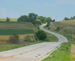 iowa scenery images Roadrunner 39 s bucket list roads loess hills national scenic byway jpg