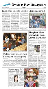 november 25 2011 oyster bay guardain by oyster bay guardian issuu