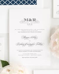 monogram wedding invitations antique monogram wedding invitations wedding invitations by shine