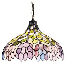 tiffany glass pendant lights meyda tiffany wisteria pendant intended for light stained glass