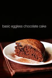 eggless chocolate cake recipe whole wheat eggless chocolate cake