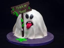 3d halloween cakes halloween torte ein geist aus kuchen youtube