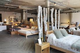 Affinity Creates Dream Floor For Natural Bed Company Showroom - Bedroom company