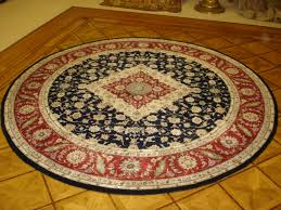 8 foot round rugs