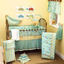 Baby Boy Nursery Bedding Sets Baby Boy Room With Yellow Walls And Blue Turtle Nursery Bedding