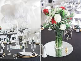 luxe art deco wedding inspired by the great gatsbytruly engaging