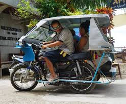 philippine tricycle transportation in the philippines