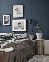 Grey Wall Bedroom Best 25 Dark Blue Walls Ideas On Pinterest Navy Walls Dark