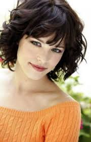 bet bangs for thick hair low forehead 111 amazing short curly hairstyles for women to try in 2017