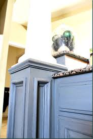 How To Paint My Kitchen Cabinets My Milk Paint Kitchen Island How To Paint Cabinets Refunk My Junk
