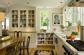 Traditional Kitchen - 15 traditional and white farmhouse kitchen designs home design lover