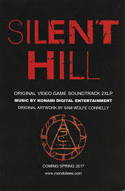 silent hill original soundtracks ost silent hill memories