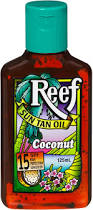 Tanning Oil With Spf Reef Sun Tan Oil Spf 15 Reviews Beautyheaven