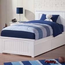 Storage Platform Bed Modern Storage Beds Allmodern