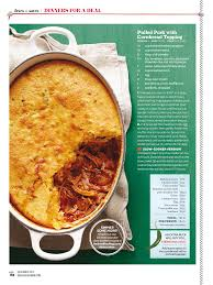 pulled pork with cornbread topping recipe rachel ray pull
