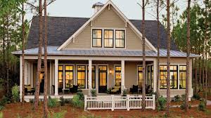 Dreamy House Plans Built For Retirement Southern Living Home Plans