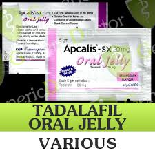 buy tadalafil oral jelly manufactured by various reliable and