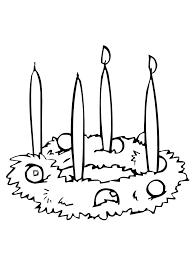 advent wreath clip art chadholtz