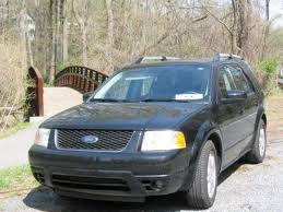 opel suv 2000 2006 ford freestyle information and photos zombiedrive