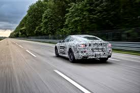 future bmw camouflaged early prototype of the future bmw m8 automotive rhythms