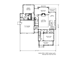 4 Bedroom Open Concept Floor Plans 2 599 Sq Ft U2022 Ashbrook Park L Mitchell Ginn U0026 Associates