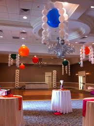 Balloon Ceiling Decor Ceilings Dance Floors Balloon City Will Make Your Event Magical