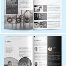 fast free download graphicriver company profile indesign template
