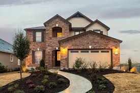 New Homes Floor Plans New Homes For Sale In Round Rock Tx Siena Community By Kb Home