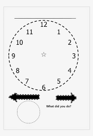 clock project for past tense free download mrs baia u0027s