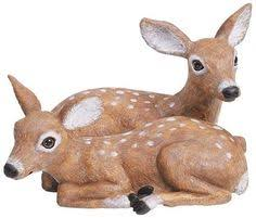 details about bunny garden decoration 3 outdoor animal figurine