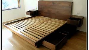 Best 25 Twin Platform Bed by Floor Bed Frame Pertaining To Invigorate Primedfw Com
