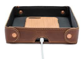 Desk Organizer Leather Small Leather Desk Organizer Tray