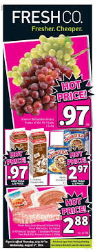 freshco flyer july 31 to august 6 canada