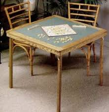 Wood Folding Table Plans Home Design Appealing Card Table Wood Popmech Folding Home