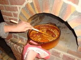 cuisine au feu de bois week end cuisine suite construire four à