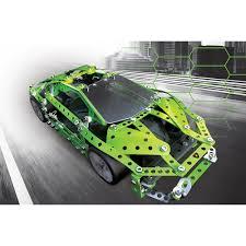 Meccano Rc Lamborghini Huracan Kit 80 00 Hamleys For Meccano