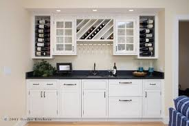 built in wine bar cabinets traditional kitchen using pantry mirror white cabinet bar built ideas