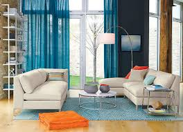 blue and orange decor from winter decor to spring decor the best transitional pieces for
