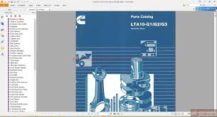 cummins lta10 g parts manual auto repair manual forum heavy
